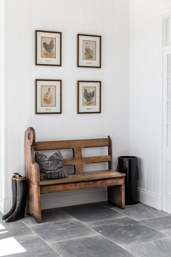 Shiplap wall panelling - Cottonwood and Co