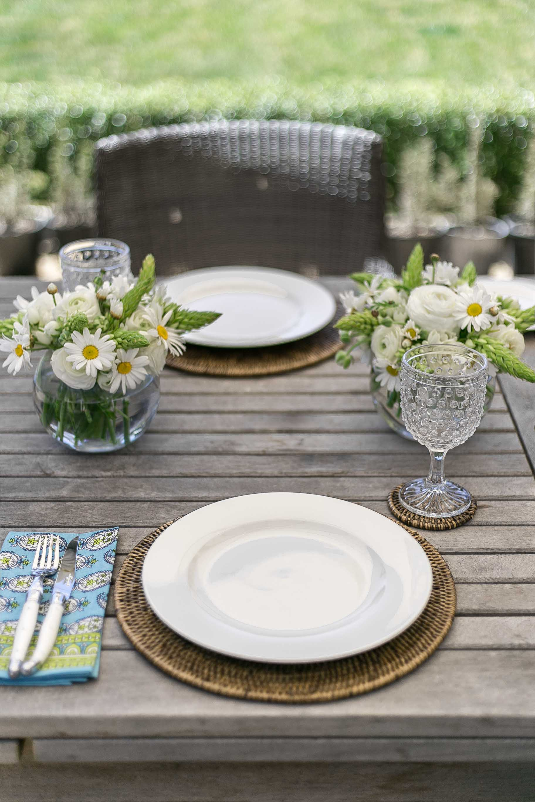 cottonwood entertaining table decor