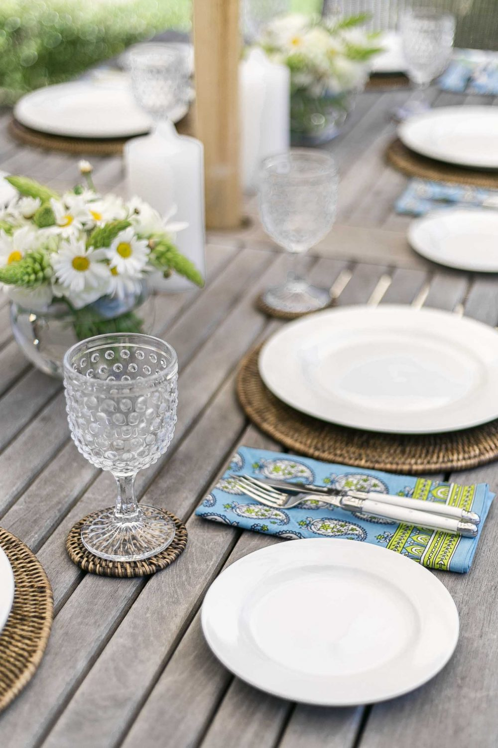 Cottonwood and Co - tips for easy and stress free entertaining