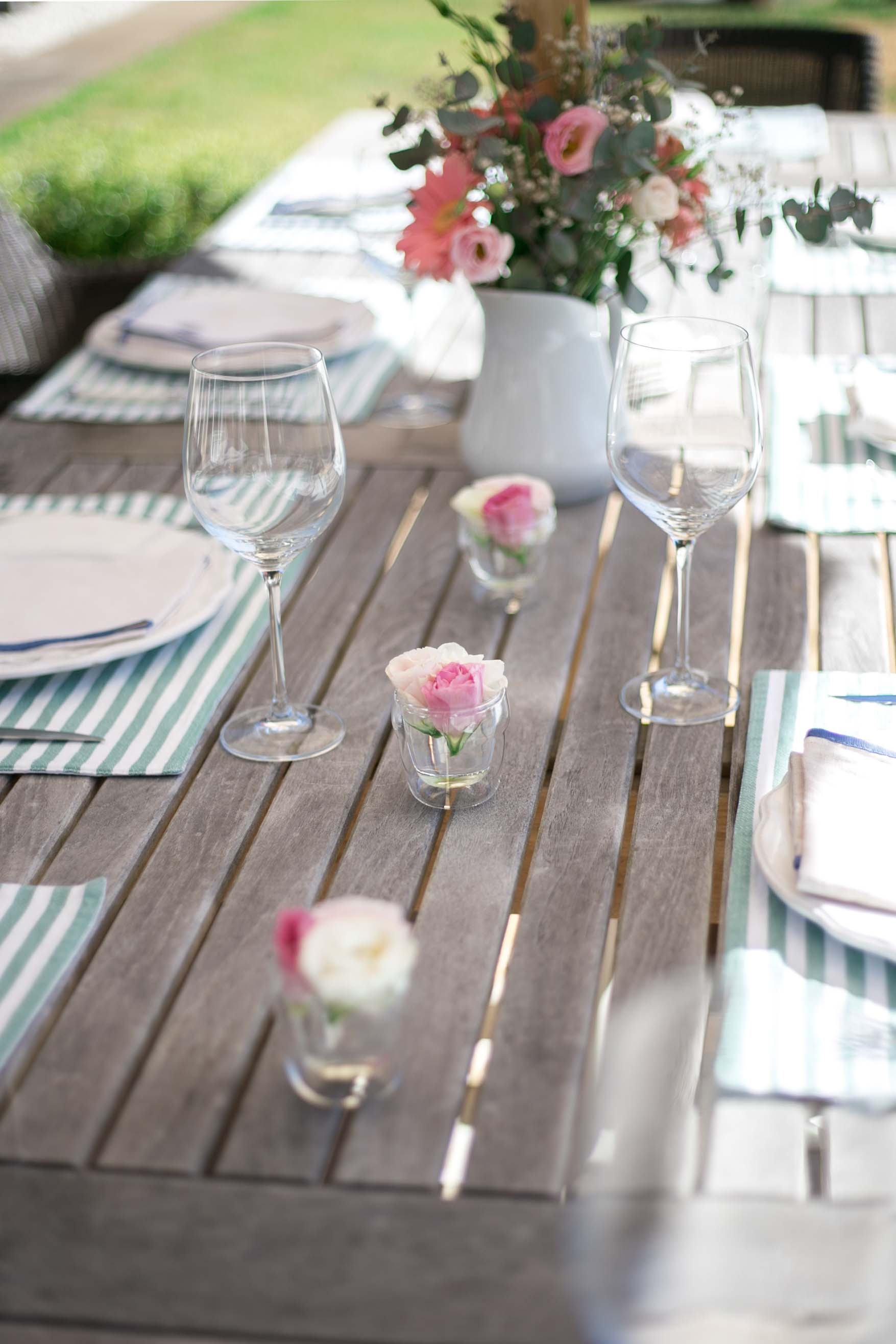 cottonwood easy entertaining tips
