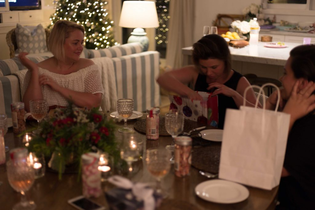 Cottonwood and Co - pre-Christmas Girls Dinner