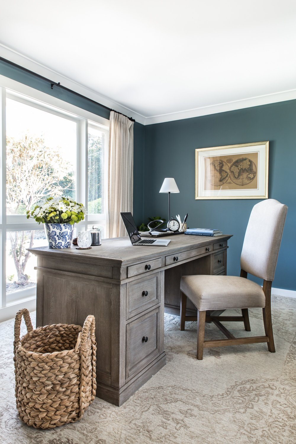 Charmant Cottonwood And Co   Home Office Makeover With Pottery Barn