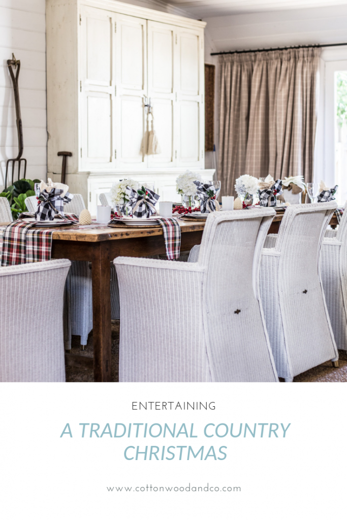 Cottonwood & Co - Traditional country Christmas