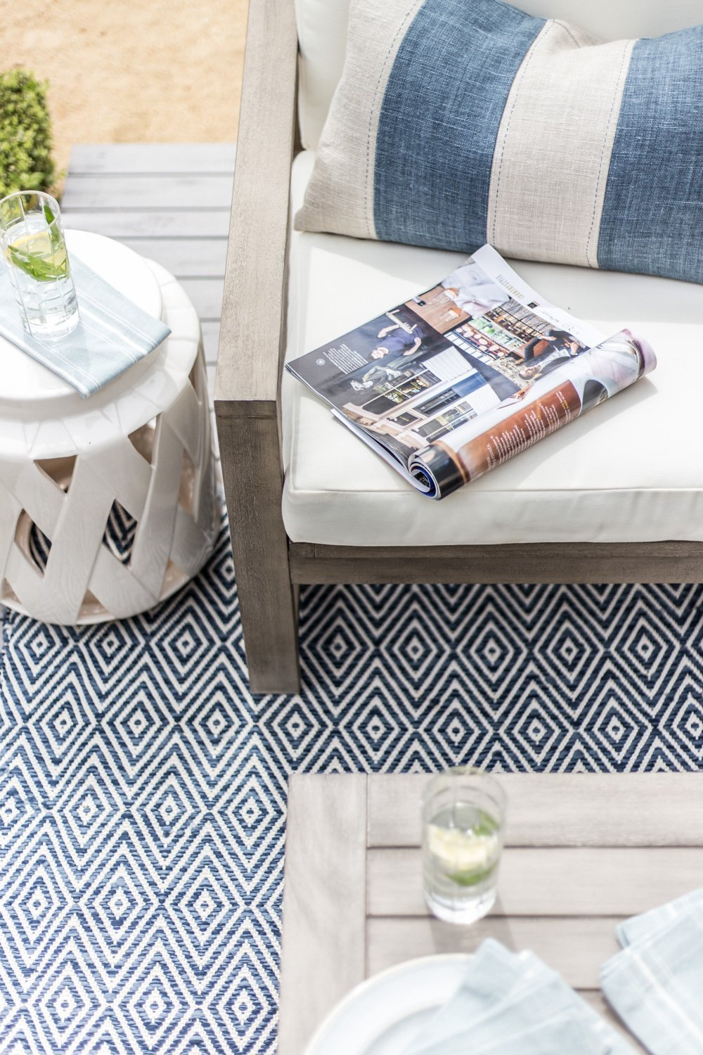 Cottonwood & Co x Pottery Barn. Modern farmhouse outdoor living-1395