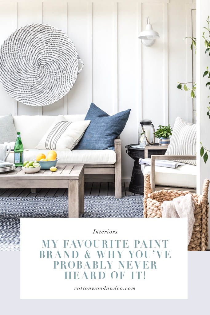 My Favourite Paint Brand And Why You've Probably Never Heard Of It