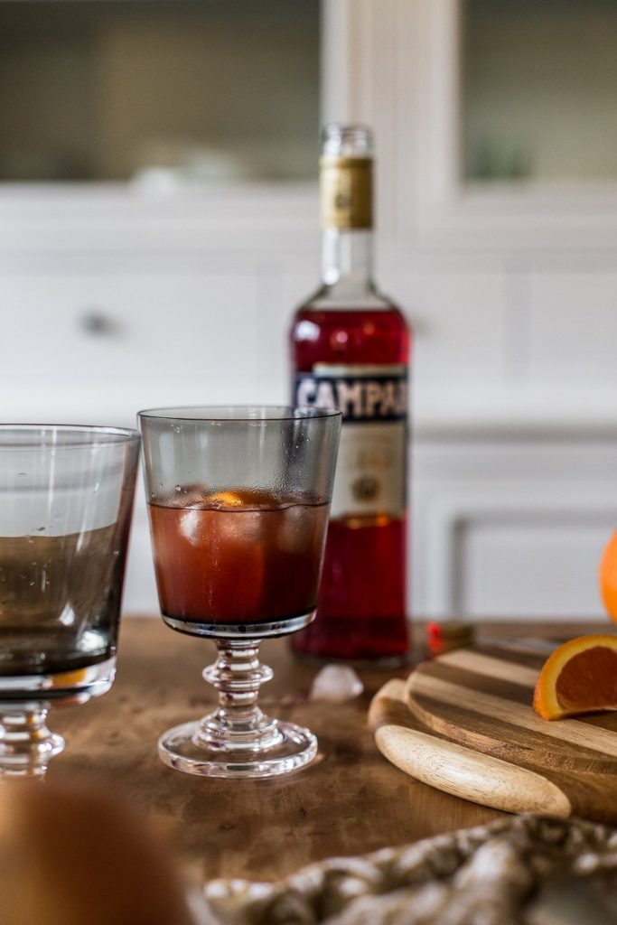 Campari and Mandarin - Cottage Living - Cottonwood & Co