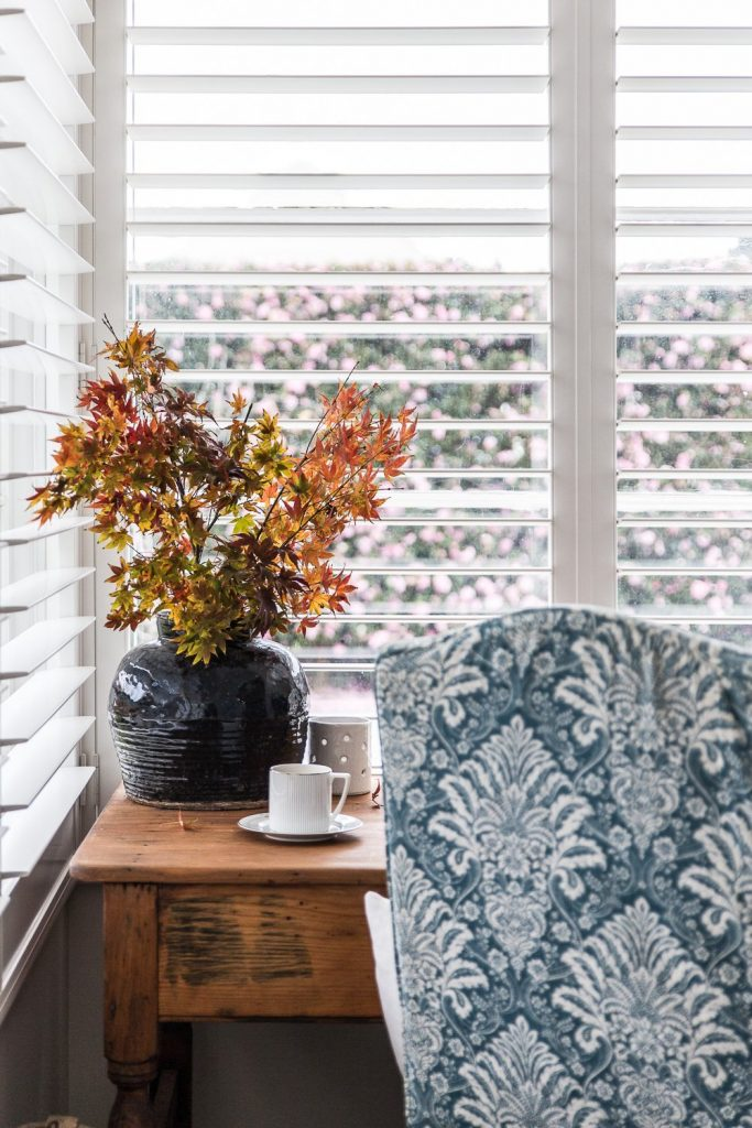 Cottage Home Office and Plantation Shutters - Cottonwood and Co