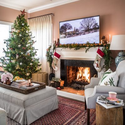 Cottage Christmas - Cottonwood & Co