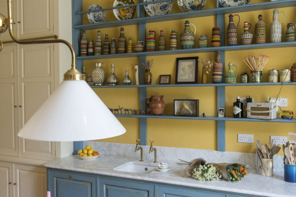 The Rise of the Unfitted Kitchen